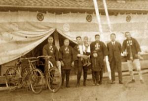 Kongo Gumi workers