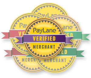 PayLane Verified Merchant badges