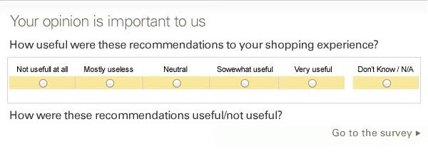ebay survey