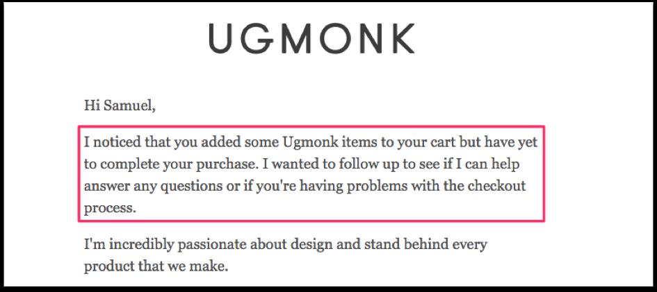 ugmonk transactional emails